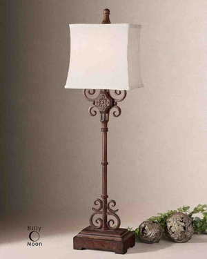 29533-1 Cubero Buffet Table Lamp: Host The Party In Style Brand Uttermost