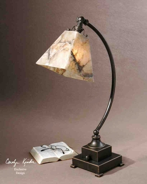 29838-1 Marius Task Table Lamp: Choice Of Decor Professionals Brand Uttermost