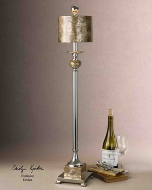 29872-1 Pearl Buffet Lamp: Can Be Used As Corner Lamp Also Brand Uttermost