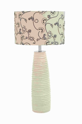 """32""""H Contemporary Table Lamp Crafted with A Unique Style Brand Woodland"""