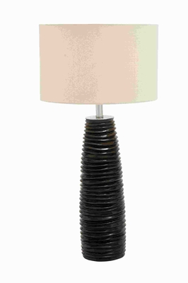 "32""H Unique Table Lamp with Distinctive Style and Simple Base Brand Woodland"