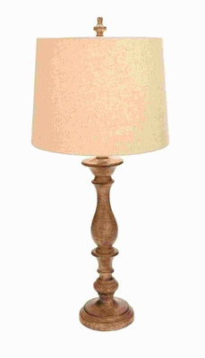 "34""H Classic Table Lamp Fine Detailing and Flawless Craftsmanship Brand Woodland"