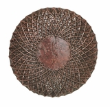 34654-metal-wall-round-shape-d-cor Brand Woodland