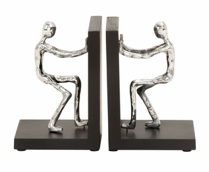 35259 Aluminum Bookend SET � Decor The Kids Room Meaningfully Brand Woodland