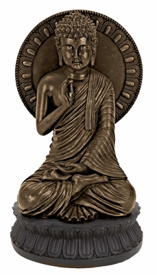 36415 Polystone Buddha � A Perfect Table Decor For Any Place Brand Woodland
