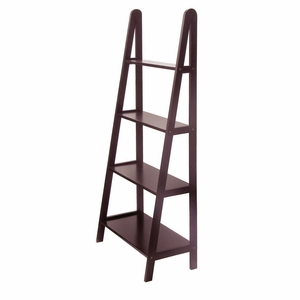 4 Tier Stylish and Grand A Frame Designed Shelf by Winsome Woods