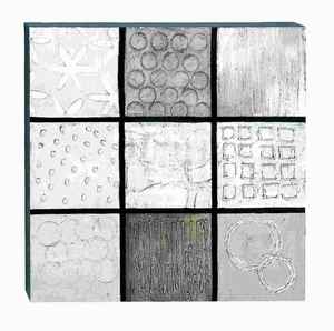 """40""""H Canvas Art with Suits Conventional and Modern Decor Brand Woodland"""