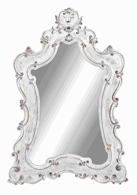 "48.5""H Ps Mirror in Timeless Design with Imperial Royal Look Brand Woodland"