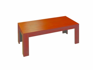 "48""X22"" Cherry Coffee Table by Boss Chair"