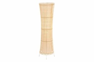"""54203 Metal Wood Floor Lamp 40""""H- Just For Limited Editions Brand Woodland"""