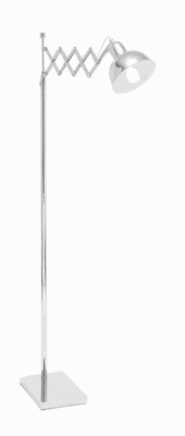 "59"" H Attractive Metal Floor Lamp with Sturdy in Construction Brand Woodland"