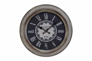 "59361 Metal Wall Clock 15""D � Simply The Beautiful Brand Woodland"