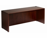 "66"" Credenza - Mahogany by Boss Chair"