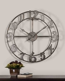 6681 Delevan Clock: Latest Sensation At ?UTTERMOST? Brand Uttermost