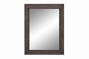 "69139 Metal Mirror 41""H, 31""W- Looks Great Brand Woodland"
