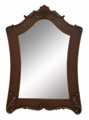 "69149 Wood Mirror 48""H, 34""W � Mirror Wall Decor With Royal Feel Brand Woodland"
