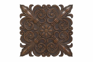"69170 Metal Wall Decor 47""H, 47""W: Everlasting Decoration Brand Woodland"