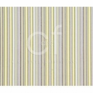 "78"" X 80"" King Dust Ruffle 18"" Drop, Nottingham Stripe Brand C&F"