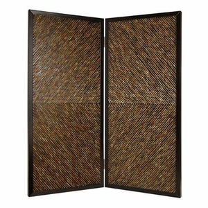 """84"""" Anacapa Screen with Artistic Arrow Pattern in Multicolor Brand Screen Gem"""