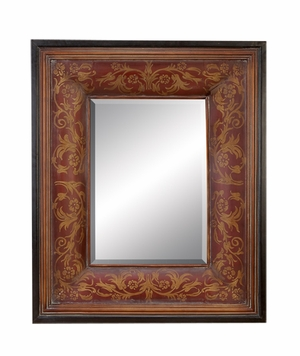 "89231 Wood Mirror 45""H, 37""W: More Than Just A Looking Mirror Brand Woodland"