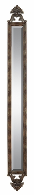 "91539 Metal Mirror 60""H, 6""W: New Year Gift Option For Everyone  - 91539 by Benzara"