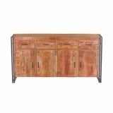 Accent Styled Console Cabinet by Yosemite Home Decor