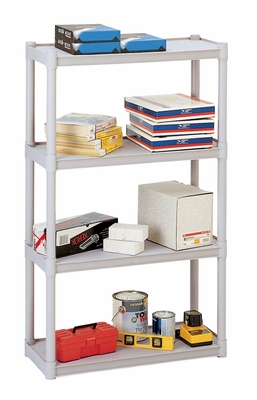 Accessible 4 Shelf Rough 'N Ready by Iceburg Enterprises