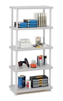 Accessible 5 Shelf Rough 'N Ready by Iceburg Enterprises