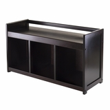 Addison 3 Section Grand Storage Bench by Winsome Woods