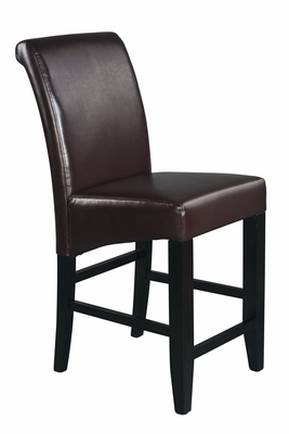 Adorable and Chic 24 Metro Parsons Barstool by Office Star