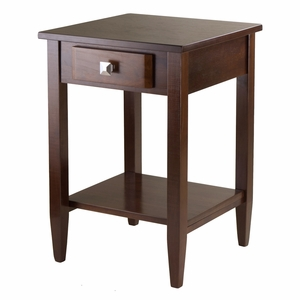 Adorable & Charming Richmond End Table by Winsome Woods