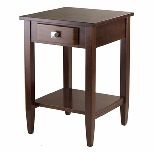 Winsome Wood Adorable & Charming Richmond End Table