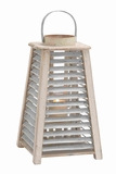 Aesthetically Designed Metal Lantern with Attractive Looks Brand Woodland