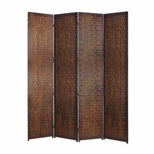 Albata Screen Crafted with Unique Goldish Brown Metallic Finish Brand Screen Gem