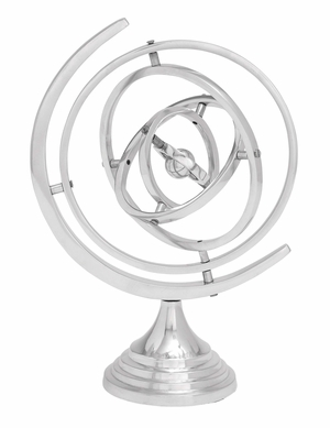 All Metal Armillary Anytime Table Decor Upgrade Option Brand Woodland
