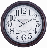 Alluring and Elegant Calhoun Clock by Cooper Classics