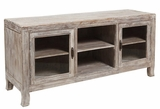 Alluring Wooden Aria Plasma Open Storage Shelf