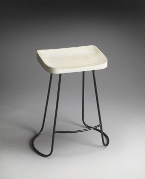 "Alton Backless Bar Stool 21.5""W by Butler Specialty"