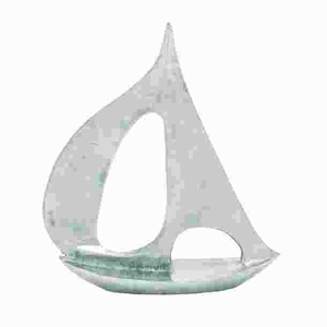 Aluminum Sail Boat with Sturdy Construction & Contemporary Appeal Brand Woodland