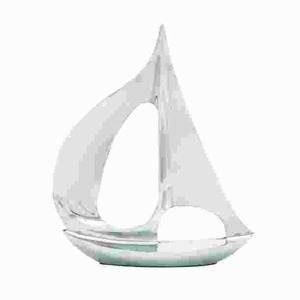 Aluminum Sailboat with Sturdy and Long Lasting Construction Brand Woodland