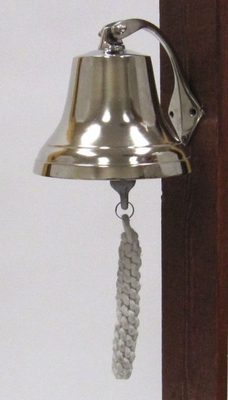 Aluminum Ship Bell A Fantastic Musical Decor To Enlighten The Moods Brand IOTC
