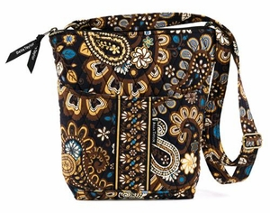Amaretto Style Backpack - Quilted Hipster Purse By Bella Taylor Brand VHC