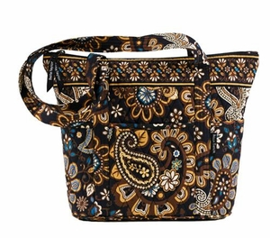 Amaretto Style Handbag - Quilted Stride Purse By Bella Taylor Brand VHC
