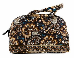 Amaretto Style Handbag - Quilted Traveler Purse By Bella Taylor Brand VHC