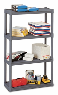 Amazing 4 Shelf Rough 'N Ready by Iceburg Enterprises