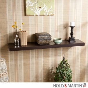 Amazing Holly & Martin Cadence Floating Shelf by Southern Enterprises