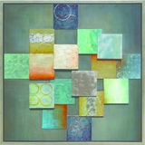 Amazing Picture of What A Square II by Yosemite Home Decor