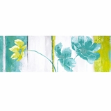 Amazing Styled Blues and Greens II Painting by Yosemite Home Decor