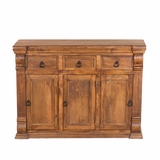 Amazing Styled Traditional Storage Cabinet by Yosemite Home Decor