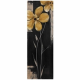 Amazing Styled Yellow Star Bloom II Painting by Yosemite Home Decor